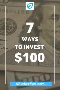 Pinterest - 7 Ways to Invest $100