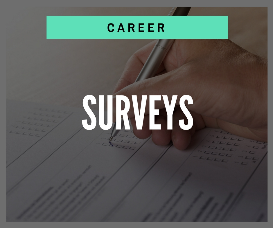 Product - Career - Surveys