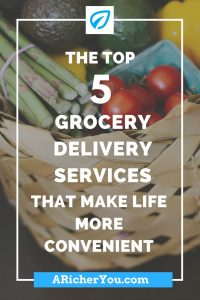 Pinterest - The Top 5 Grocery Delivery Services That Make Life More Convenient