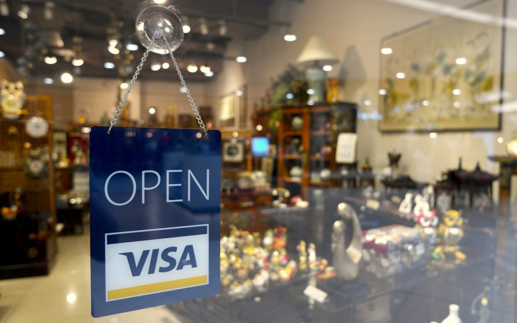 use Credit Card for shopping