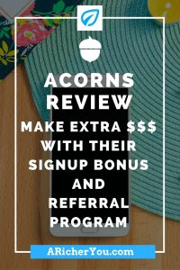Pinterest - Acorns Review_ Make Extra $$$ with Their Signup Bonus and Referral Program