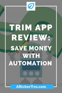 Pinterest - Trim App Review_ Save Money With Automation